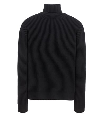TURTLENECK SWEATER FISHER MAN RIB