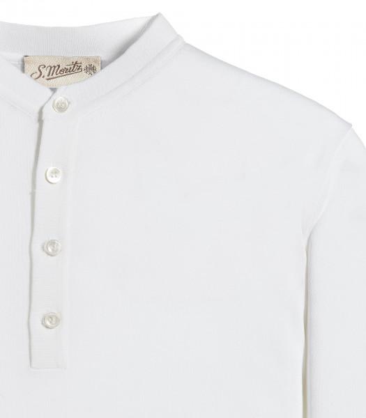 maglia-serafino-bianco-manica-corta-crepe-rasato