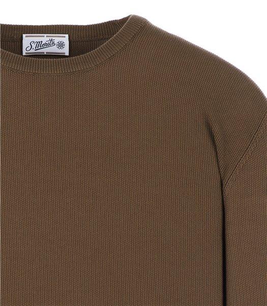 maglia-uomo-girocollo-manica-lunga-cotone-tortora
