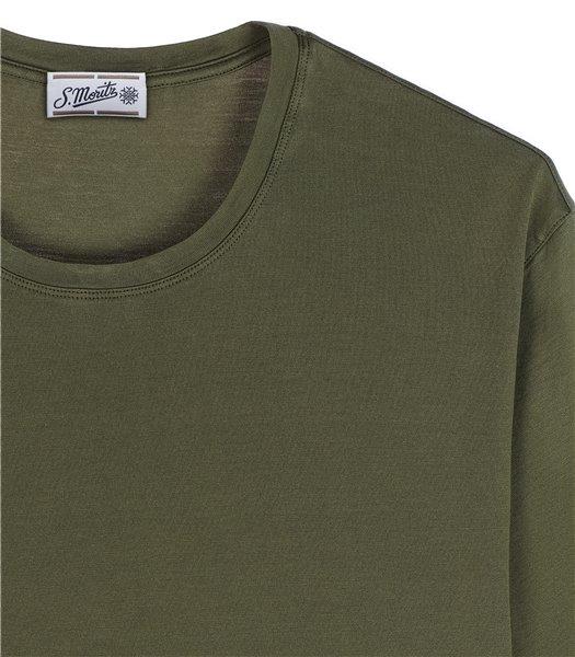 t-shirt-uomo-manica-corta-cotone-bosco