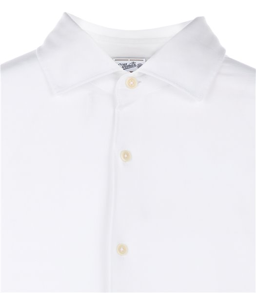 t-shirt-uomo-manica-corta-cotone-bianco