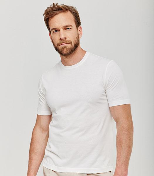 t-shirt-grigio-manica-corta-jersey-crepe